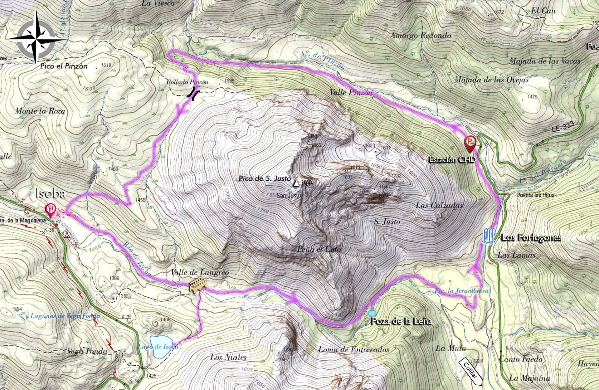 Mapa Valle Pinzón-Web