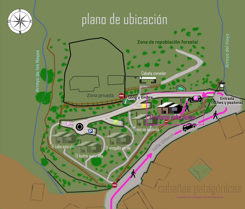 01-plano cabaña Rebeco