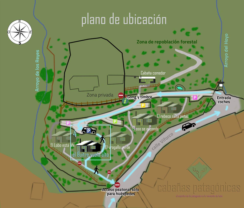 04-plano cabaña Buitre