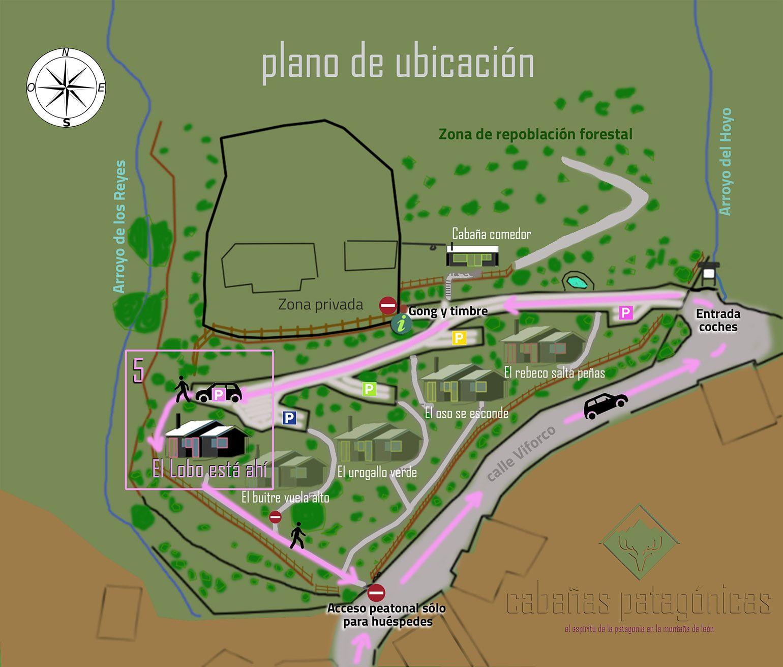 05-plano cabaña Lobo